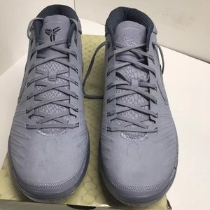 52dfe3cb16f2 Nike Shoes - Nike Kobe A.D. Mid Detached Glacier Grey. Sz 13